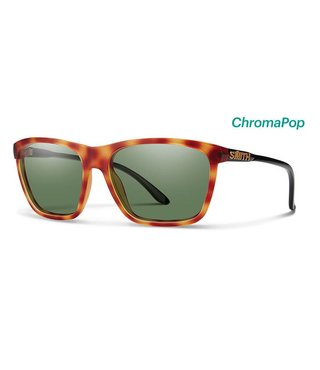 DELANO MATTE HONEY TORTOISE	POLARIZED GRAY GREEN