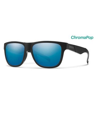 LOWDOWN SLIM SALTY CREW MATTE BLACK POLARIZED BLUE MIRROR