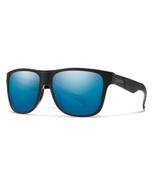 LOWDOWN XL SALTY CREW MATTE BLACK POLARIZED BLUE MIRROR