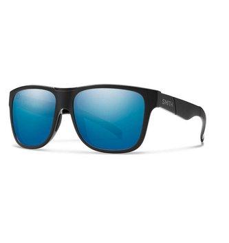 SMITH OPTICS LOWDOWN XL SALTY CREW MATTE BLACK POLARIZED BLUE MIRROR