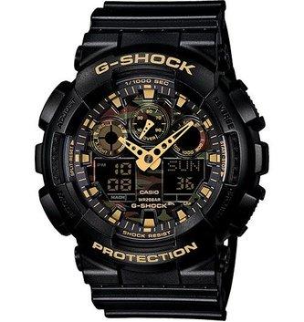 GSHOCK WATCHES GS-GA100CF-1A9 GA100 Camouglage Dial