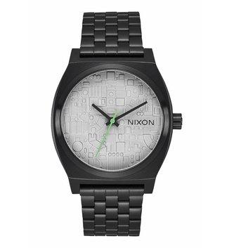 NIXON WATCHES TIME TELLER SW DEATHSTAR BLACK