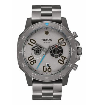 NIXON WATCHES RANGER CHRONO SW MILLENIUM FALCON GUNMETAL