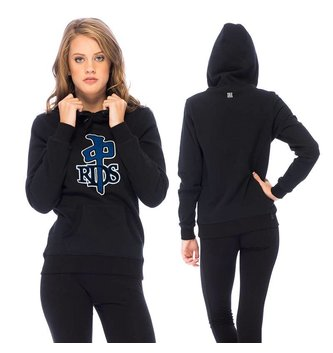 Red Dragon Apparel RDS WOMENS HOOD OG CHENILLE