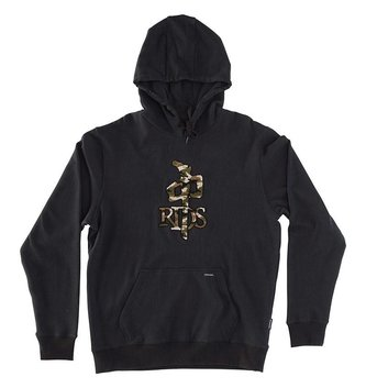 Red Dragon Apparel RDS HOOD OG CAMO CHENILLE