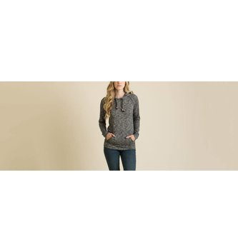 TEN TREE CHANDRA WOMEN'S HOODIE