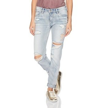 SILVER JEANS DELANCEY