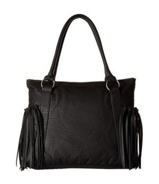 FUNKY FRINGE BAG BLACK
