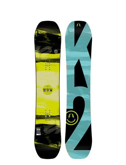 K2 SNOWBOARDS 2018 WW WEAPON