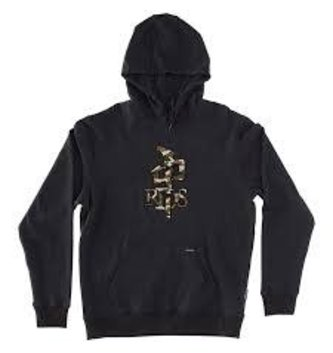 Red Dragon Apparel RDS HOOD OG CHENILLE