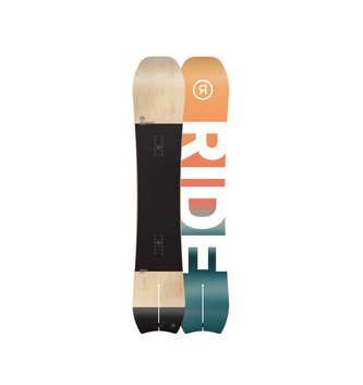 RIDE SNOWBOARDS 2018 ALTER EGO