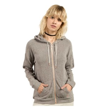VOLCOM LIL ZIP FLEECE