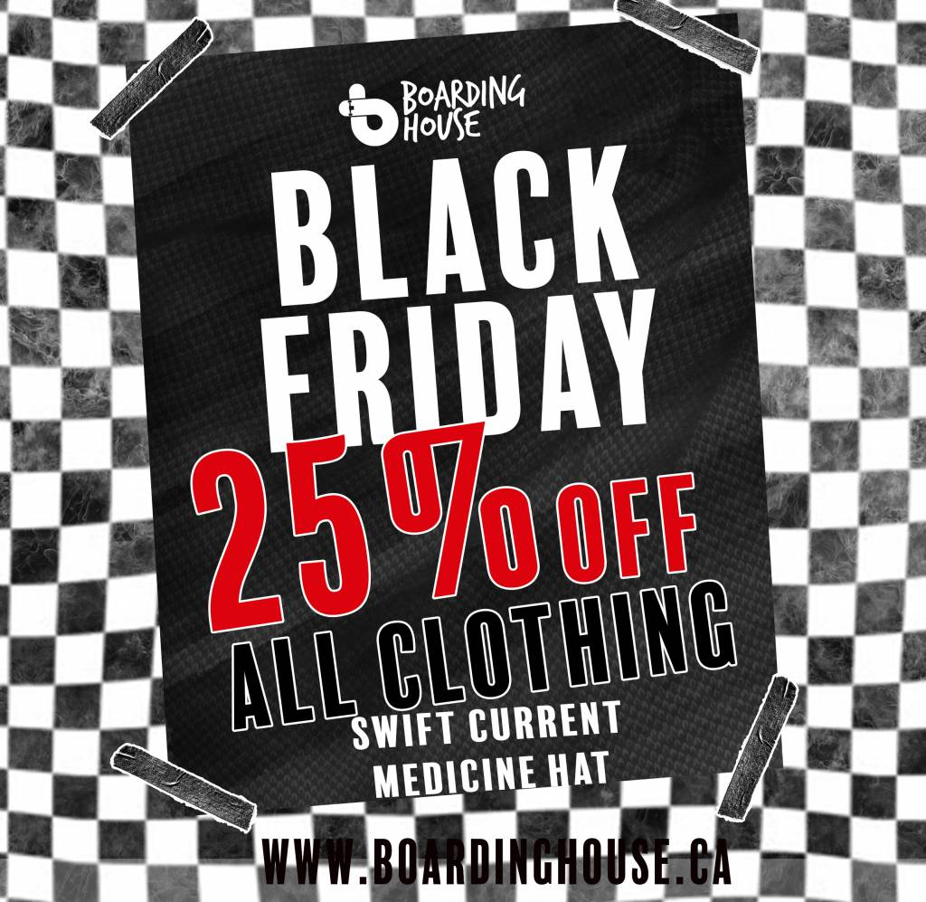 CLASSIFIED BLACK FRIDAY EARLY BIRD SALE