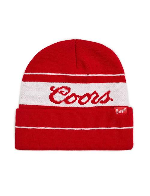 COORS BEANIE - Medicine Hat-The Boarding House 229cead54a11