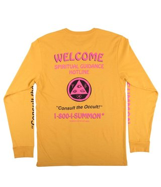 WELCOME L/S TEE