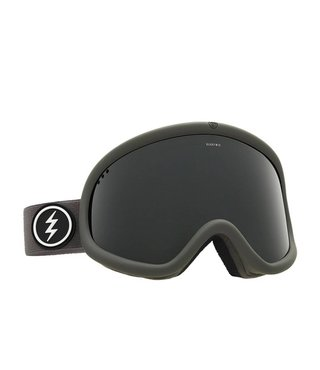 CHARGER GOGGLE: XL GREY/RED JET BLACK