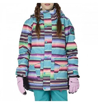 BURTON SNOWBOARDS GIRLS ELSTAR PRK JK