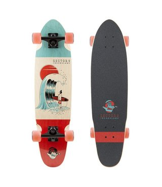 SECTOR 9 - KOOKSLAMS #OUTTHERE (31.5 X 8.25)