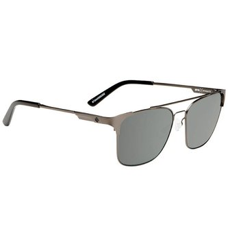 SPY OPTICS WINGATE MATTE GUNMETAL-HAPPY GREY GREEN