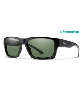 OUTLIER MATTE BLACK POLARIZED GRAY GREEN