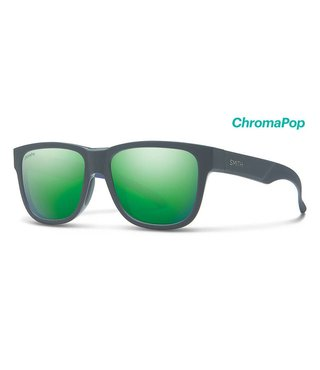 LOWDOWN SLIM BLACK POLARIZED GRAY GREEN