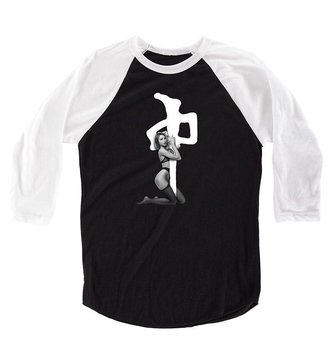 Red Dragon Apparel RDS 3/4 SLEEVE BANGER EMBRACED CHUNG