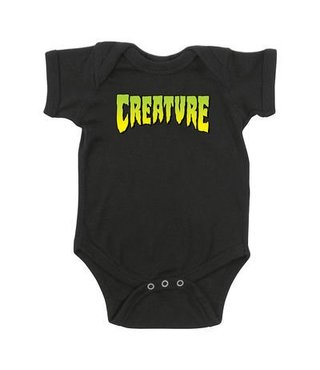 CREATURE INFANT ONE PIECE LOGO