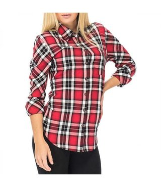RDS WOMENS L/S BUTTON UP RUTH