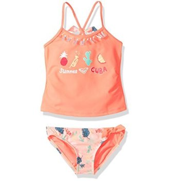 ROXY SAN BRE TAN SET K