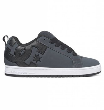 DC FOOTWEAR COURT GRAFFIK B SHOE