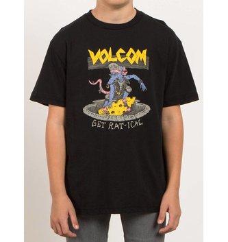 VOLCOM RATICAL S/S TEE YTH
