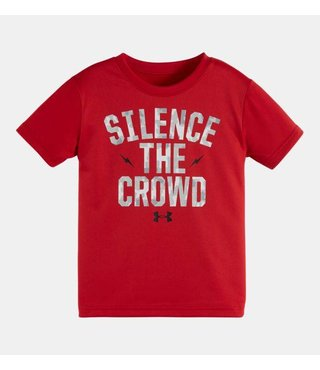 SILENCE THE CROWD