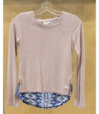 L/S KNIT TOP YTH