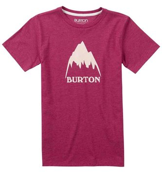 BURTON SNOWBOARDS GIRLS CLS MTNHGH SS
