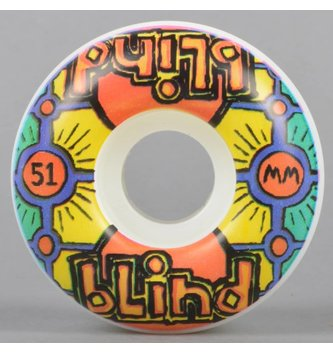 BLIND SKATEBOARDS BLD-Holy Grail Wheel Multi