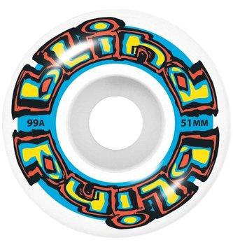 BLIND SKATEBOARDS BLD-OG Stretch Wheel White/Blue