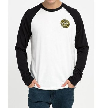 RVCA MOTORS FILL RAGLAN