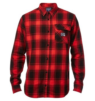 FOX VOYD FLANNEL