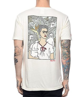 RIPNDIP T-SHIRT NERMAL FRIDA