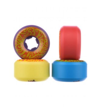 OJS WHEELS FIGGY FREAKOUTS MIX UP 101A 53mm