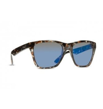 VON ZIPPER BOOKER Quartz Tortoise/blue Chrome