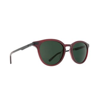 SPY OPTICS PISMO TRANSLUCENT GARNET - HAPPY GRAY GREEN