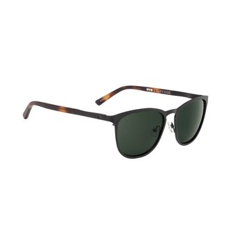 SPY OPTICS CLIFFSIDE MATTE BLACK/MATTE HONEY TORT - HAPPY GRA