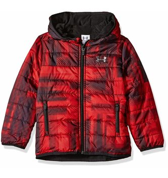 UNDER ARMOUR BLAST REVERSIBLE PUFFER
