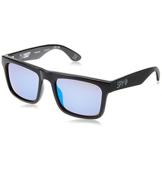 SPY OPTICS ATLAS BLACK - HAPPY BRONZE POLAR W/ DARK BLUE SPEC
