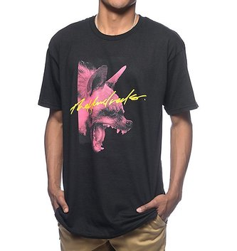 THE HUNDREDS WARHOL T-SHIRT