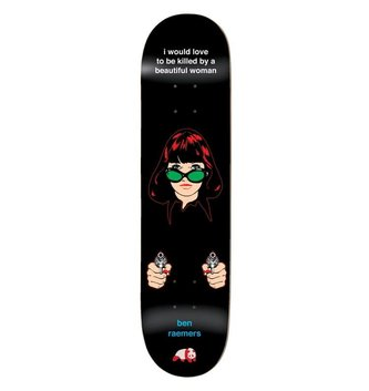 ENJOI SKATEBOARDS ENJ -Codependent Behavior R7  Ben Raemers