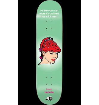 ENJOI SKATEBOARDS ENJ -COdependent  Behav ior R7  Louie Barletta