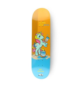 ENJOI SKATEBOARDS ENJ-My Little Pony 3rd Imp Lht Ben Raemers