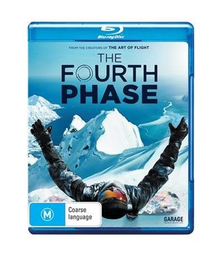 THE FOURTH PHASE BLU-RAY